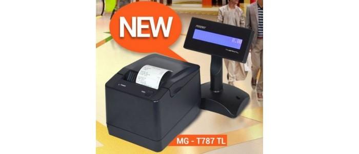 Фискальный регистратор MG T787TL